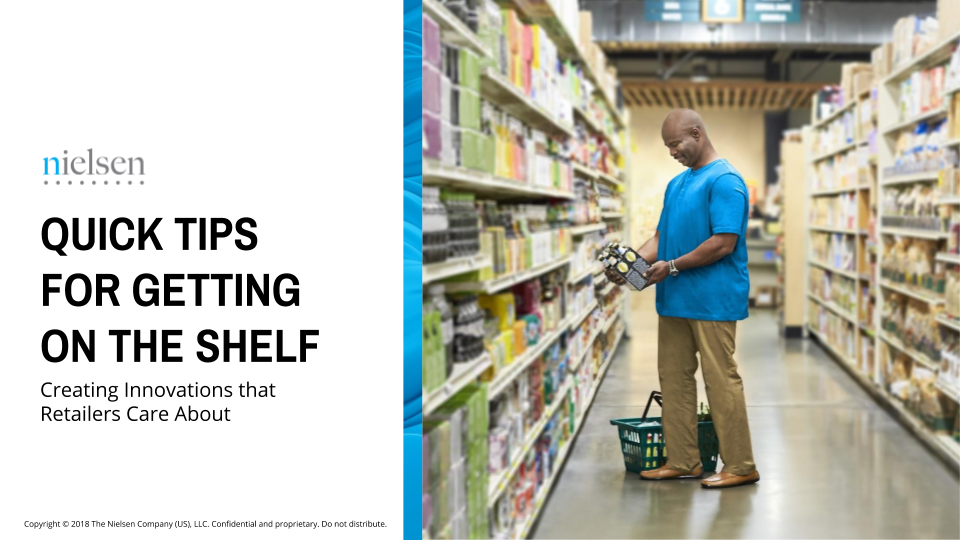 Quick Tips for Getting on the Shelf