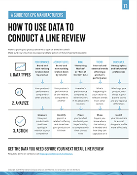 How to Use Data to Conduct a Line Review